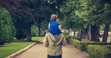 """Immagine per l'articolo: I tanti benefici dovuti a un padre """"presente"""""""