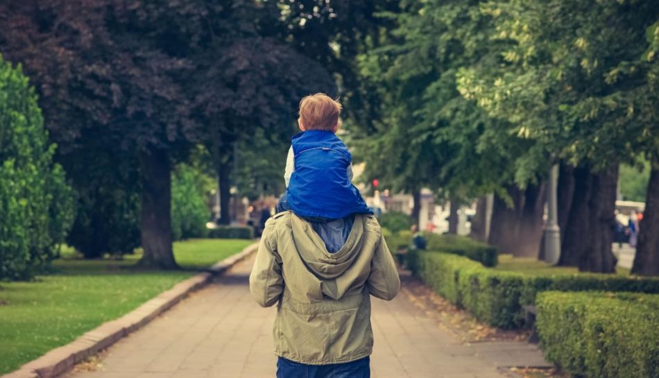 """I tanti benefici dovuti a un padre """"presente"""""""