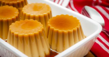 Immagine per l'articolo: Crème caramel: una crema da leccarsi i baffi