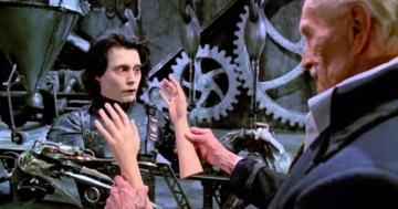 Immagine per l'articolo: Edward mani di forbice: una favola poetica e ironica