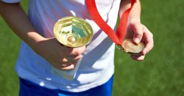 Immagine per l'articolo: Bambini e sport agonistico
