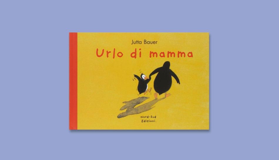 Copertina del libro Urlo di mamma