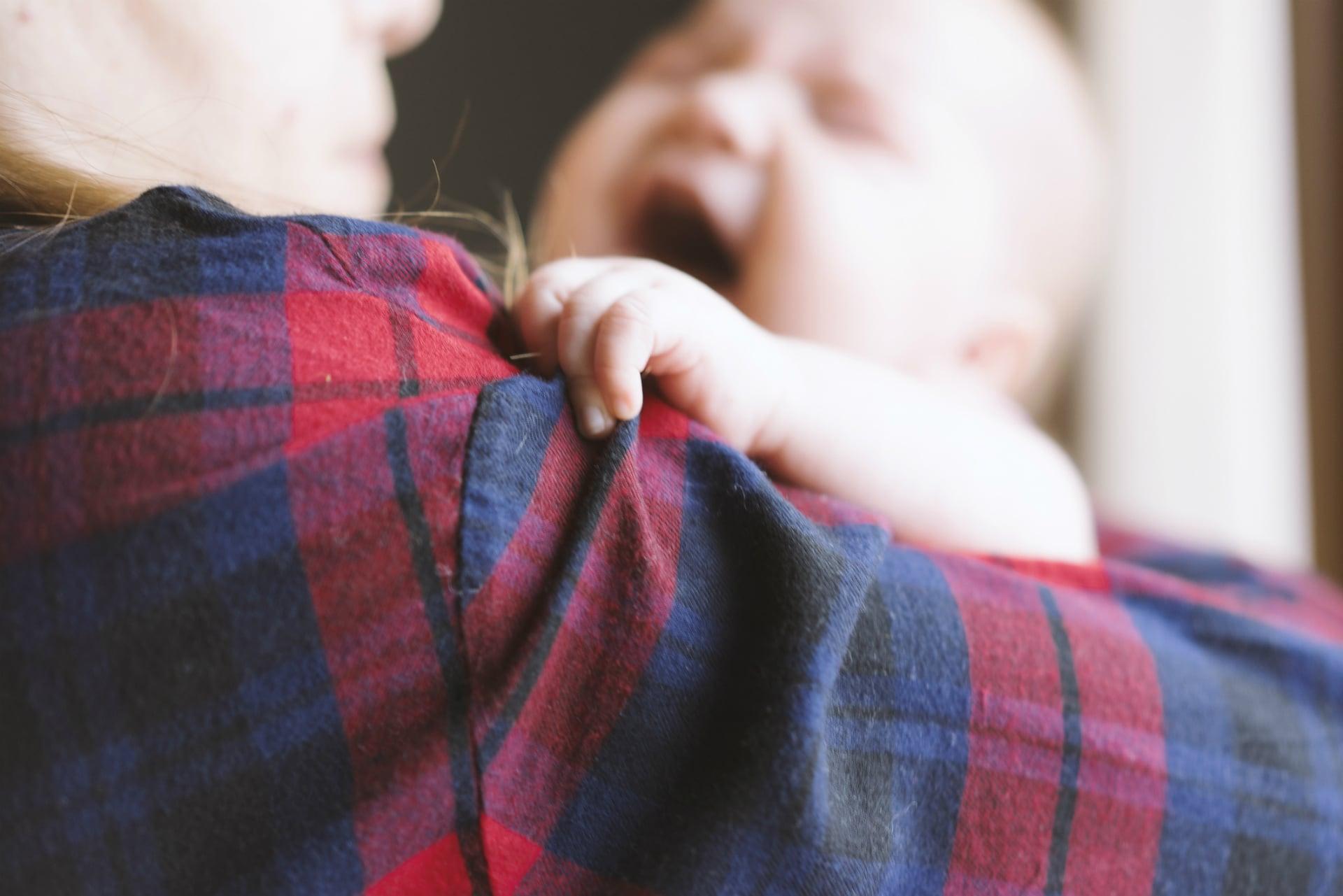 Coliche e pianto del neonato