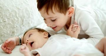Bambini fratelli