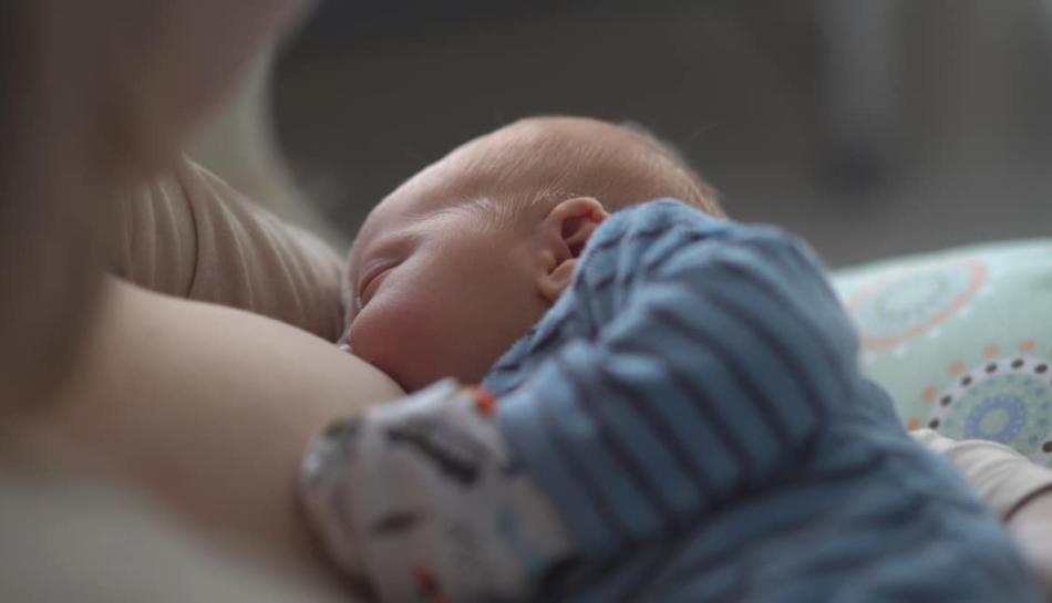 Suzione del neonato
