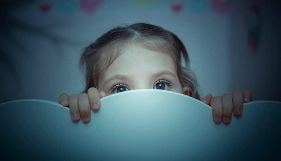 Bambina e pavor nocturnus
