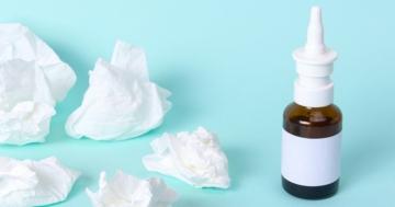 Immagine per l'articolo: Argotone e Argento proteinato per liberare il naso