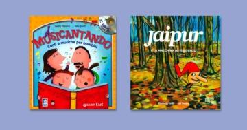 Immagine per l'articolo: L'educazione musicale: due libri per iniziare…