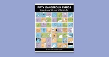 Immagine per l'articolo: Giochi e pericoli: perché è sano rischiare un po'