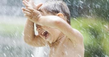 Immagine per l'articolo: Giocare con l'acqua