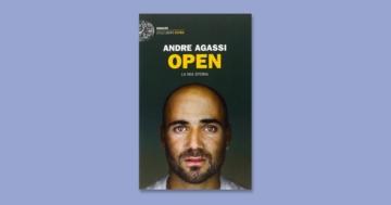 Immagine per l'articolo: Open, la storia di Andre Agassi