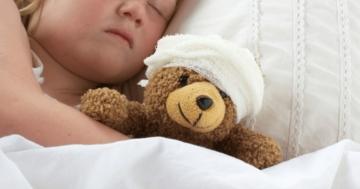 Immagine per l'articolo: Trauma cranico del bambino: che fare?