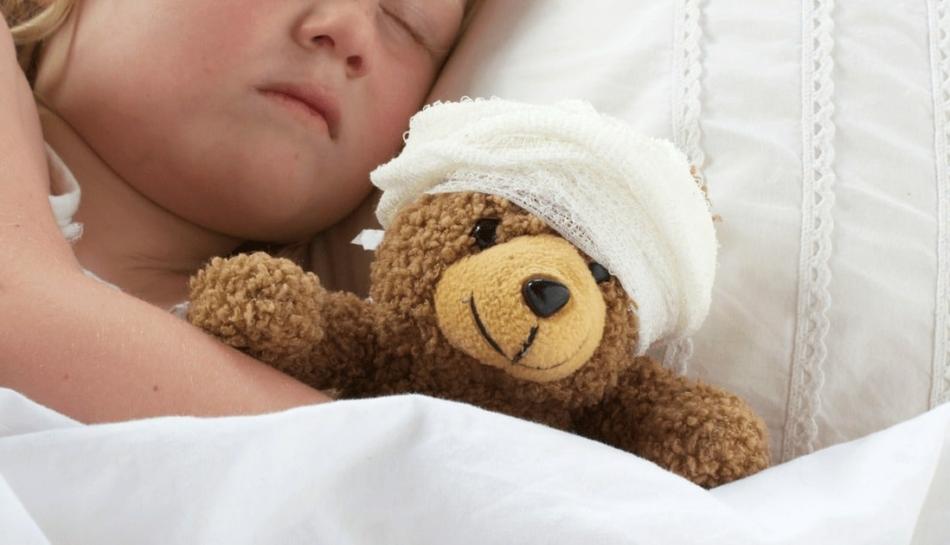 Trauma cranico del bambino: che fare?