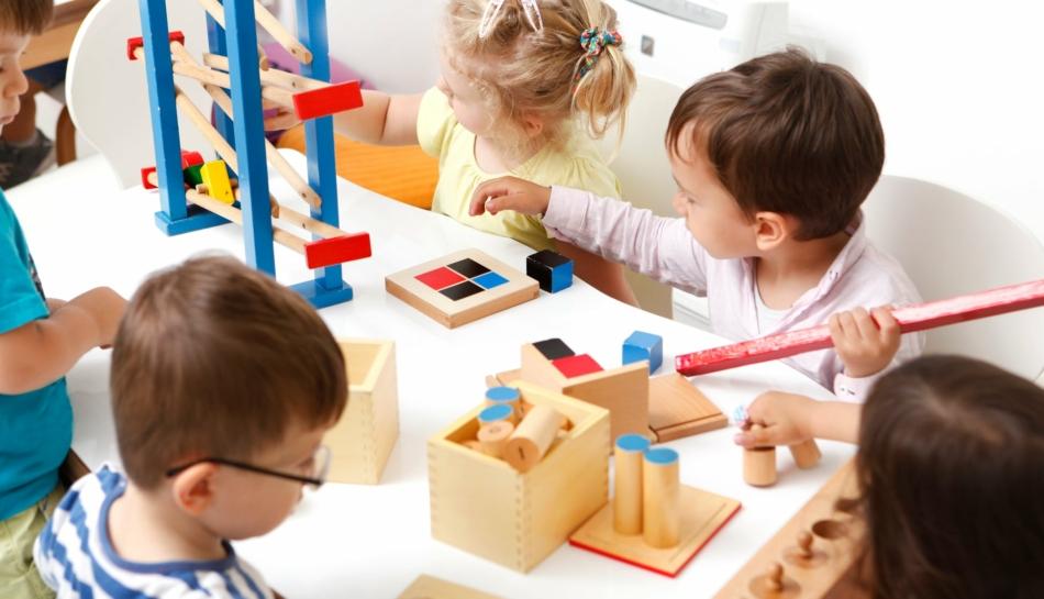 Asilo nido: fondamentale nello sviluppo del bambino