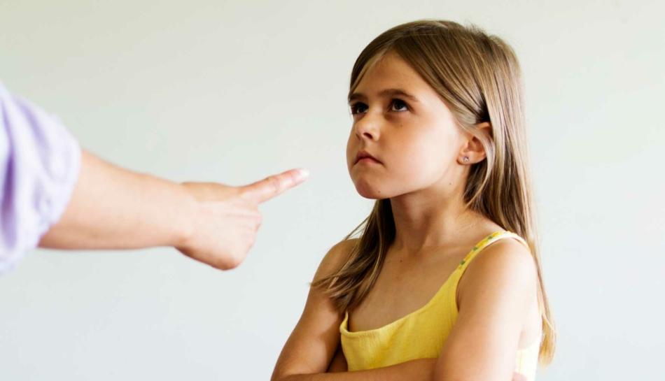 """Dire """"no"""" aiuta i bambini a crescere"""