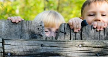 Immagine per l'articolo: Giochi da cortile per crescere sani