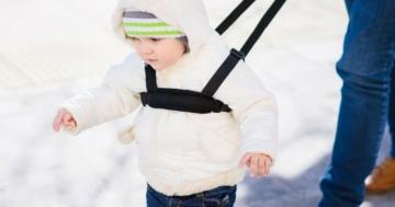 Immagine per l'articolo: Guinzaglio per bambini? No, grazie!