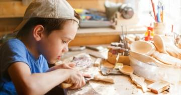 montessori lavoro del bambino