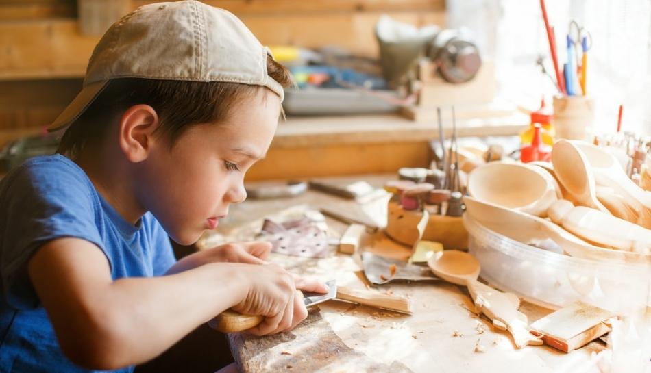 Montessori: il lavoro del bambino