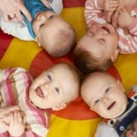 Il playgroup: luogo d'incontro per genitori e bambini