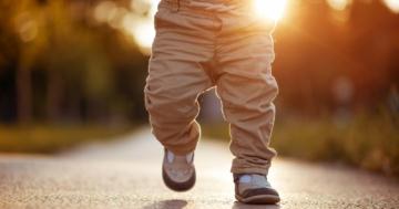 Primi passi del bambino a 12 mesi