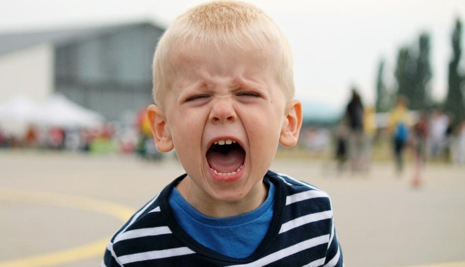 Bambino con disturbo oppositivo provocatorio